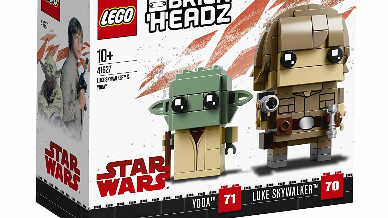 41627 luke skywalker yoda neue setbilder mit brickhead nummern. Black Bedroom Furniture Sets. Home Design Ideas